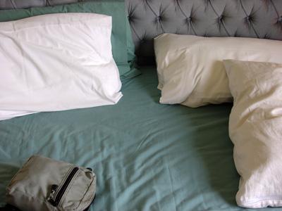 hotel room impression franziska