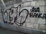 casablanca graffiti in bern switzerland