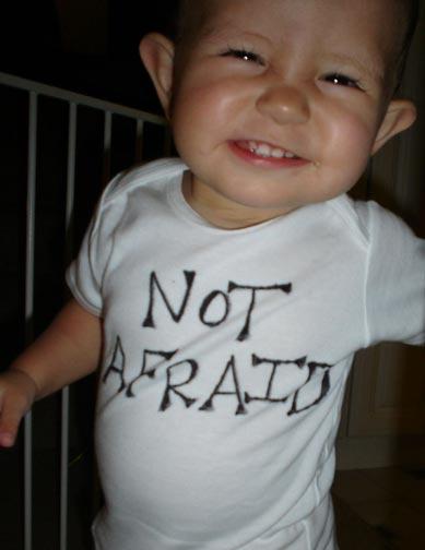 jaqui is not afraid