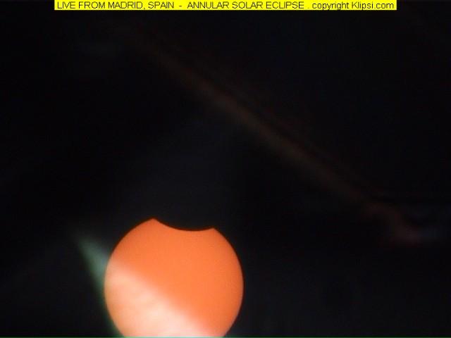 solar eclipse klipsi